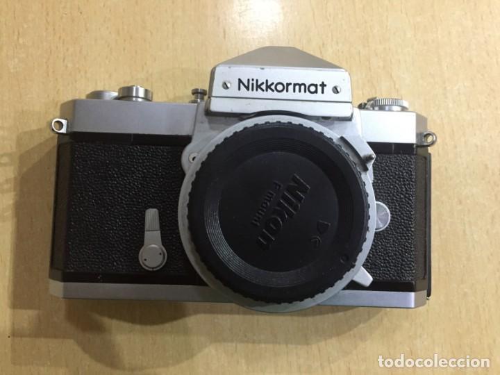Cámara de fotos: NIKKORMAT FT N - Foto 7 - 137110602