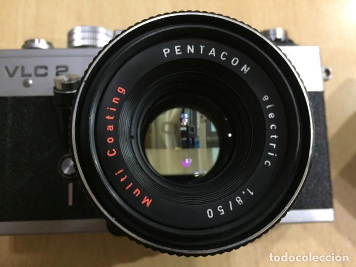 Cámara de fotos: Praktica VLC 2 mas lupa y visor de cintura Pentacon - Foto 2 - 137335182