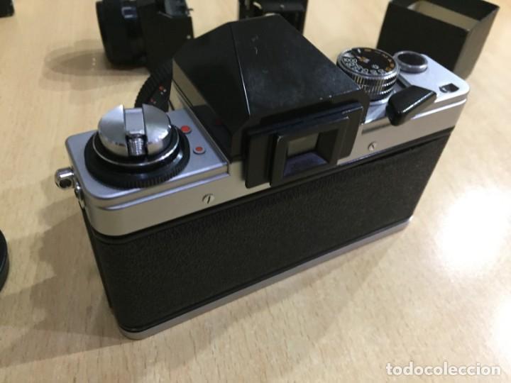 Cámara de fotos: Praktica VLC 2 mas lupa y visor de cintura Pentacon - Foto 7 - 137335182