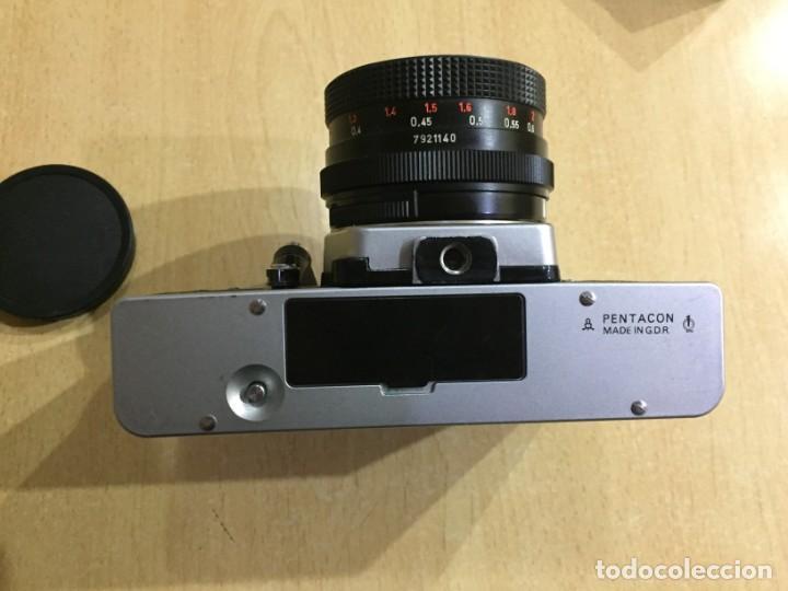 Cámara de fotos: Praktica VLC 2 mas lupa y visor de cintura Pentacon - Foto 8 - 137335182