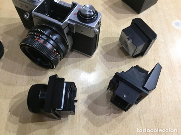 Cámara de fotos: Praktica VLC 2 mas lupa y visor de cintura Pentacon - Foto 10 - 137335182
