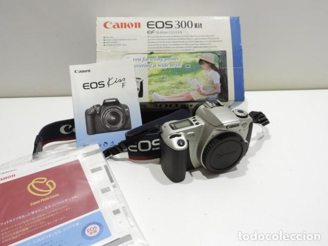 Cámara de fotos: Cámara réflex analógica Canon EOS 300 - Foto 2 - 139455526