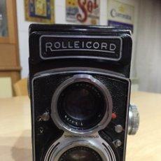 Cámara de fotos: ROLLEICORD VB. Lote 139953870
