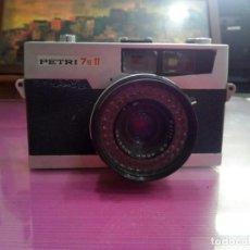 Cámara de fotos: PETRI 7S II. Lote 140080538