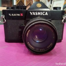 Cámara de fotos: YASHICA TL ELECTRO X. Lote 140221834