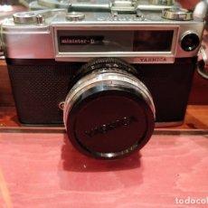 Cámara de fotos: CÁMARA DE FOTOS YASHICA MINISTER D.. Lote 58323110