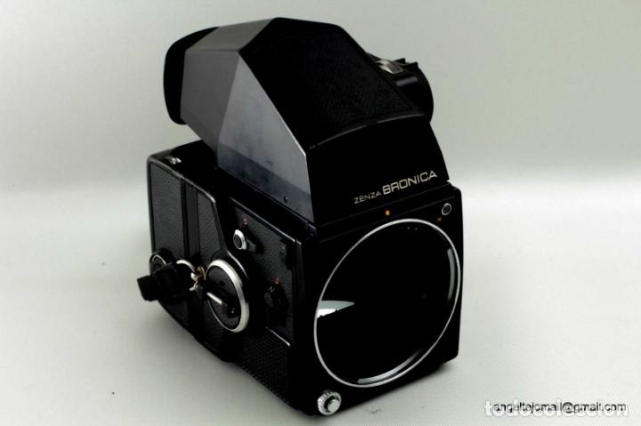 Cámara de fotos: ZENZA BRONICA 6XC6. MOD. SQA.Perfecta! - Foto 5 - 141642078