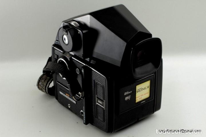 Cámara de fotos: ZENZA BRONICA 6XC6. MOD. SQA.Perfecta! - Foto 6 - 141642078