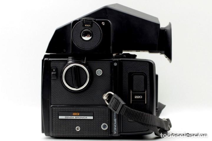Cámara de fotos: ZENZA BRONICA 6XC6. MOD. SQA.Perfecta! - Foto 7 - 141642078