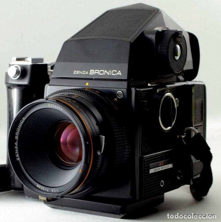 Cámara de fotos: ZENZA BRONICA 6XC6. MOD. SQA.Perfecta! - Foto 12 - 141642078