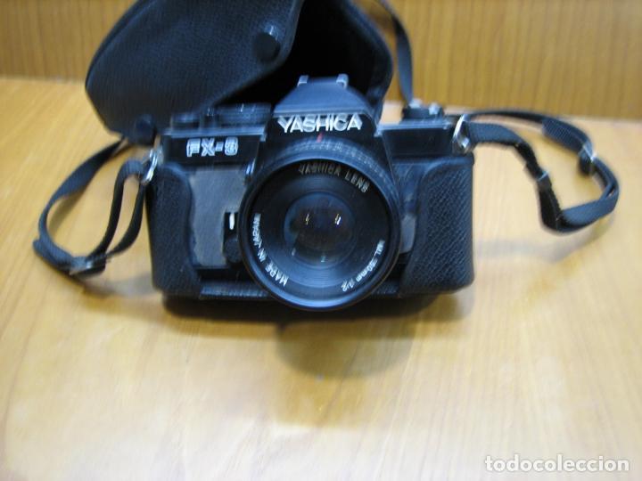 Cámara de fotos: Antigua cámara fotográfica Yashica FX-3 - Foto 3 - 141905626