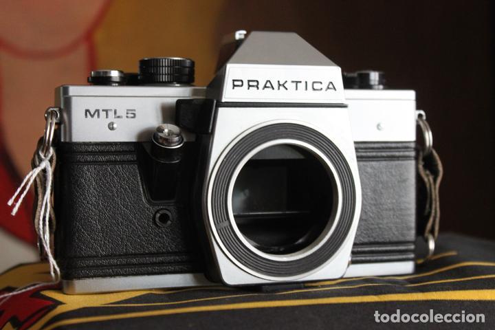 PRAKTICA MTL5 (CUERPO) 42MM (Cámaras Fotográficas - Réflex (no autofoco))
