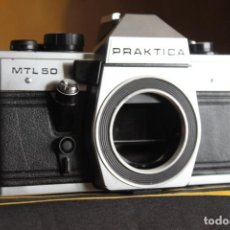 Cámara de fotos: PRAKTICA MTL50 (CUERPO) 42MM. Lote 142422174