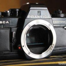 Cámara de fotos: PRAKTICA BCA (BAYONETA BM) (CUERPO). Lote 142422254