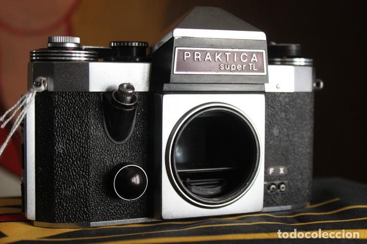 PRAKTICA SUPER TL (BODY) (42MM) (Cámaras Fotográficas - Réflex (no autofoco))