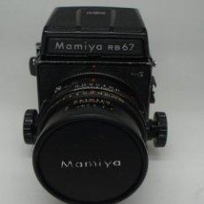 Cámara de fotos - CÁMARA FOTOGRÁFICA MAMIYA RB67 CON 2 OBJETIVOS Y VARIOS ACCESORIOS . - 142676730