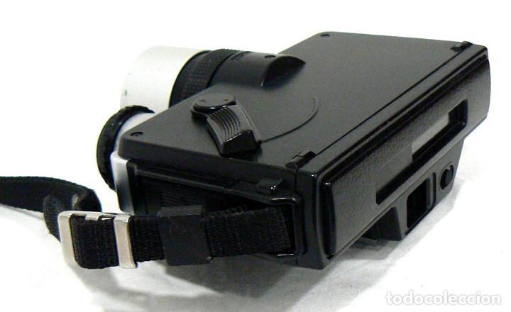 Cámara de fotos: Antigua cámara fotográfica Minolta 110 Zoom SLR. La primera cámara SLR Reflex de 110 - Foto 4 - 142814442