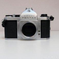 Cámara de fotos: CUERPO CAMARA PENTAX S2 REFLEX ANALOGICA - DEFECTUOSA . Lote 143152394