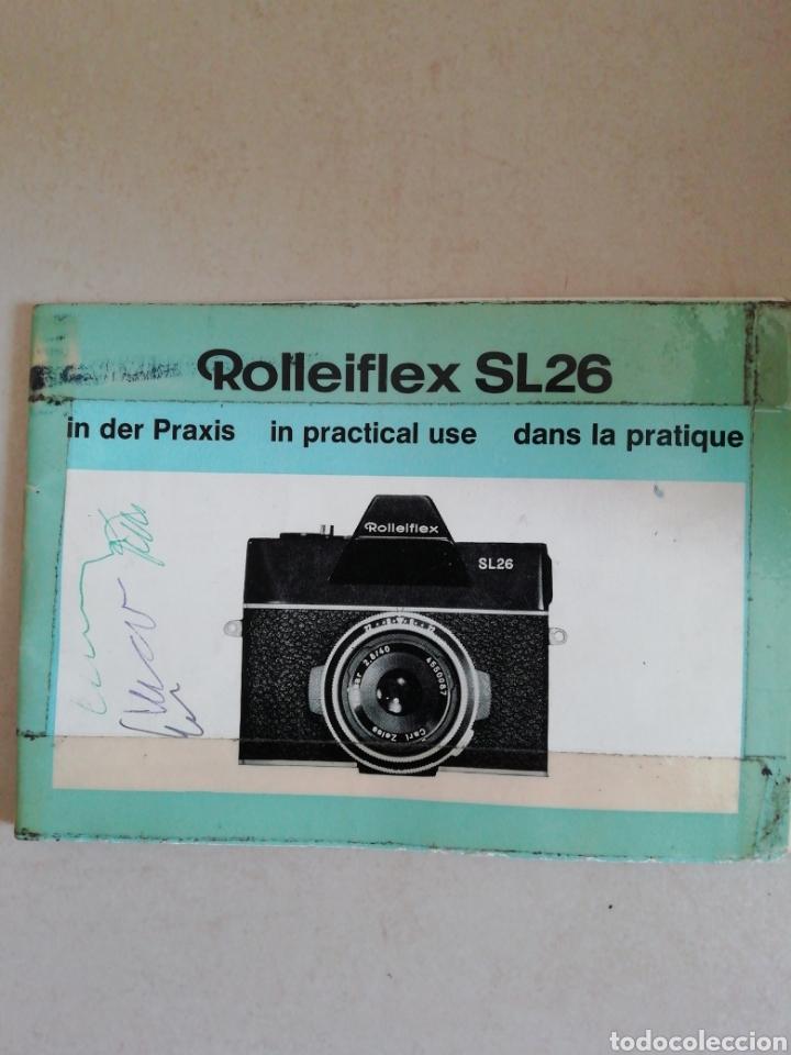 Cámara de fotos: Cámara Reflex Rolleiflex SL26 - Foto 9 - 57976566