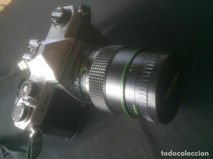 PENTAX ASAHI K 1000 (Cámaras Fotográficas - Réflex (no autofoco))
