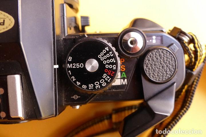 Cámara de fotos: CAMARA NIKON FA + NIKKOR 50 mm 1.8 + NIKKOR 28 mm + MOTOR + RESPALDO + correa Nikon - Foto 6 - 146175686