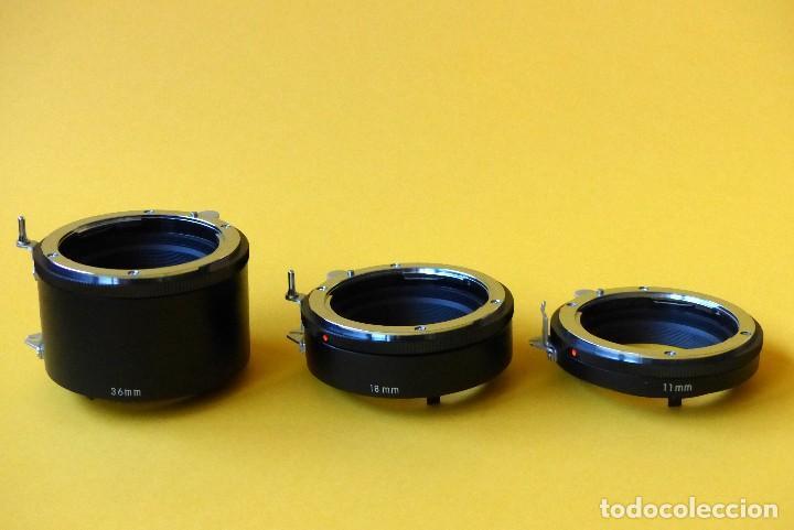 Cámara de fotos: CAMARA NIKON FA + NIKKOR 50 mm 1.8 + NIKKOR 28 mm + MOTOR + RESPALDO + correa Nikon - Foto 7 - 146175686