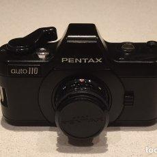 Cámara de fotos: PENTAX AUTO 110. Lote 147088084