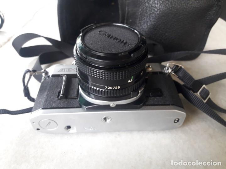 Cámara de fotos: Canon AE-1 - Foto 2 - 147239730