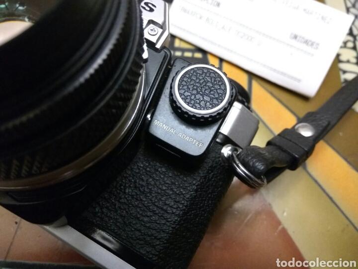 Fotokamera: CÁMARA FOTOS OLYMPUS OM-10 , ADAPTADOR+FUNDA+CORREA+FLASH.VER FOTOS - Foto 5 - 147624240
