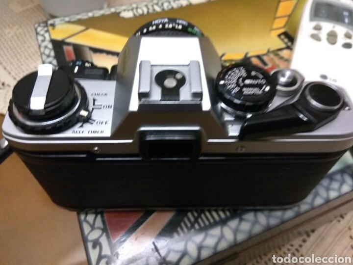 Fotokamera: CÁMARA FOTOS OLYMPUS OM-10 , ADAPTADOR+FUNDA+CORREA+FLASH.VER FOTOS - Foto 9 - 147624240