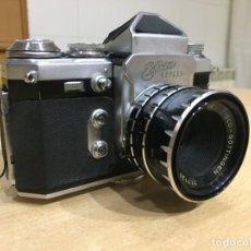 Cámara de fotos: EDIXA REFLEX CON OBJETIVO ISCOLOR 50MM 2.8. Lote 147893578