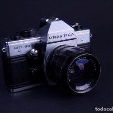 Cámara de fotos: CÁMARA PRAKTICA MTL 50. ALEMANIA 1985. Lote 148907250