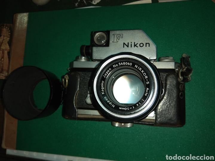 Cámara de fotos: Cámara Fotográfica Nikon F - Foto 2 - 150289308