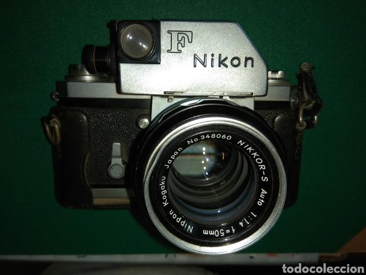 Cámara de fotos: Cámara Fotográfica Nikon F - Foto 3 - 150289308