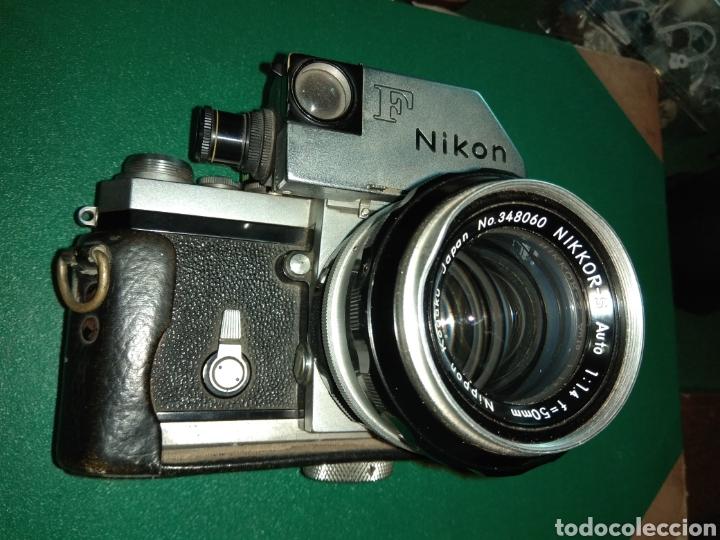Cámara de fotos: Cámara Fotográfica Nikon F - Foto 4 - 150289308