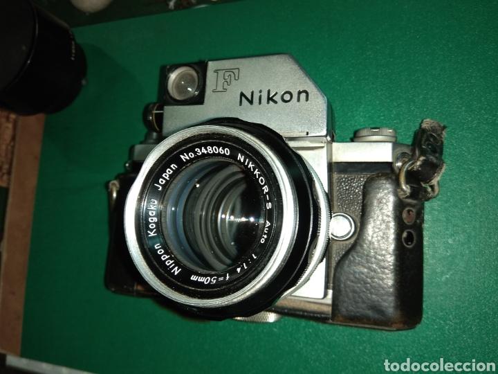 Cámara de fotos: Cámara Fotográfica Nikon F - Foto 5 - 150289308