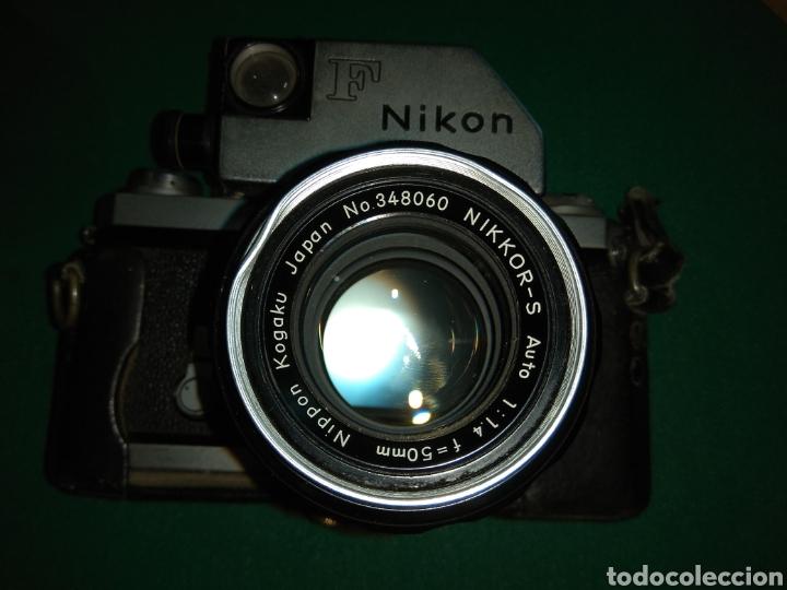 Cámara de fotos: Cámara Fotográfica Nikon F - Foto 6 - 150289308