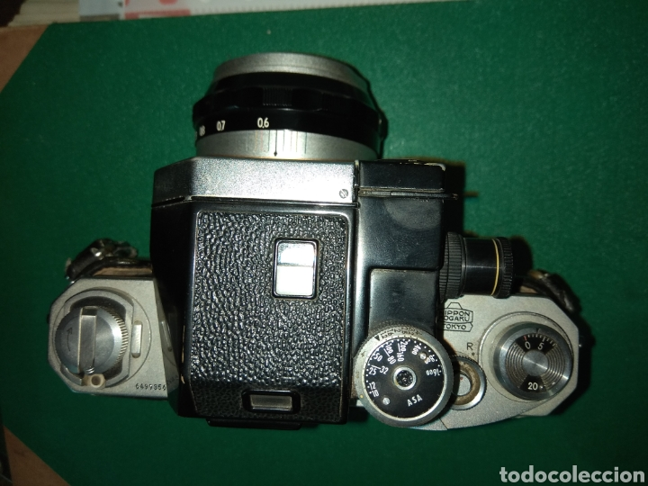 Cámara de fotos: Cámara Fotográfica Nikon F - Foto 9 - 150289308