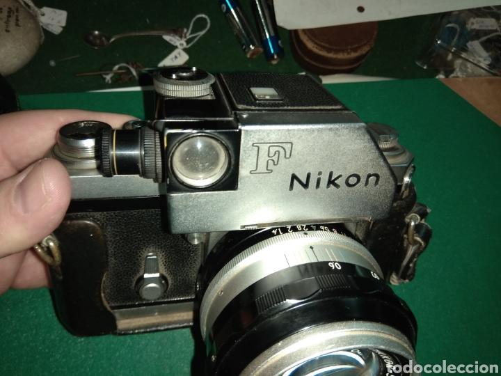 Cámara de fotos: Cámara Fotográfica Nikon F - Foto 12 - 150289308