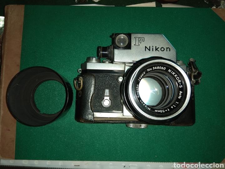 Cámara de fotos: Cámara Fotográfica Nikon F - Foto 24 - 150289308
