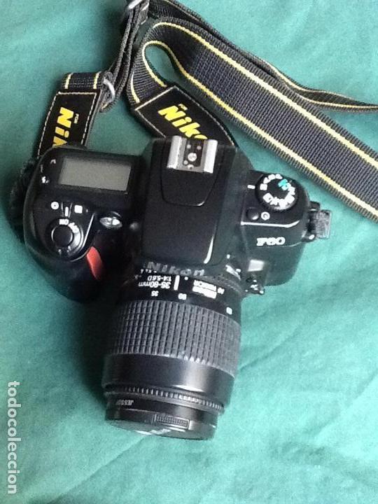 Cámara de fotos: Cámara Nikon F60 - Foto 3 - 150377126
