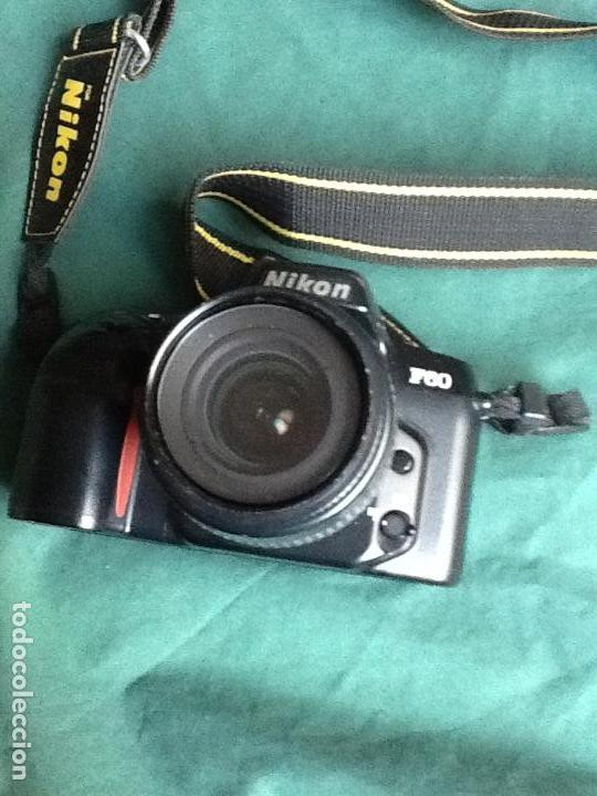 Cámara de fotos: Cámara Nikon F60 - Foto 4 - 150377126