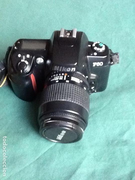 CÁMARA NIKON F60 (Cámaras Fotográficas - Réflex (no autofoco))