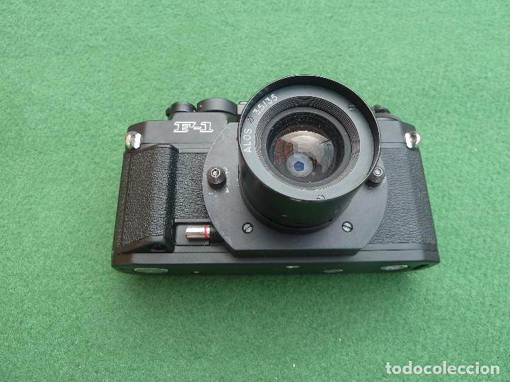 Cámara de fotos: Antigua cámara de fotos Canon F-1, versión Telefónica - Foto 2 - 150967638