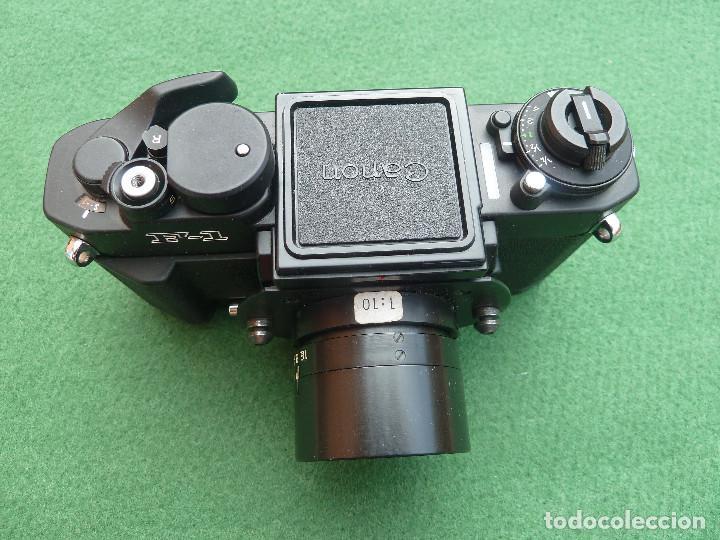 Cámara de fotos: Antigua cámara de fotos Canon F-1, versión Telefónica - Foto 3 - 150967638