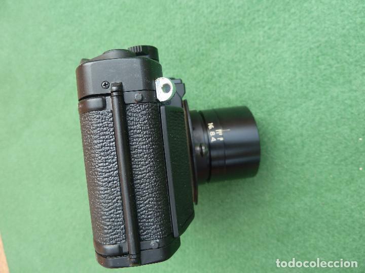 Cámara de fotos: Antigua cámara de fotos Canon F-1, versión Telefónica - Foto 6 - 150967638