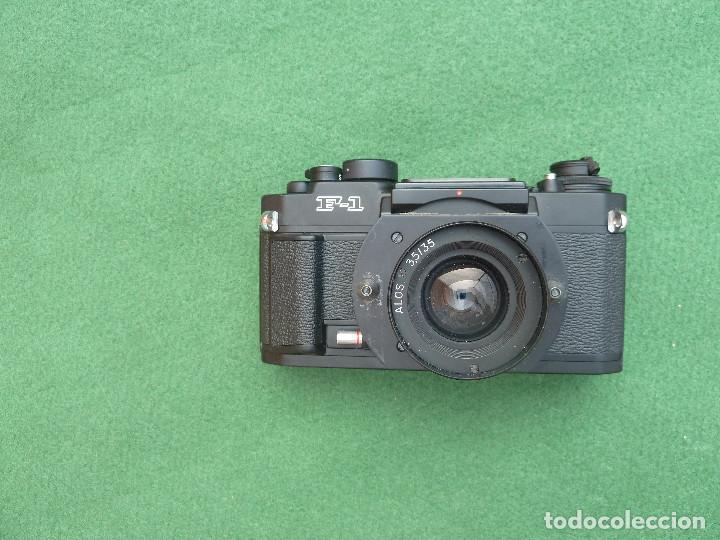 Cámara de fotos: Antigua cámara de fotos Canon F-1, versión Telefónica - Foto 7 - 150967638