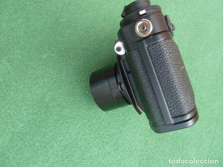 Cámara de fotos: Antigua cámara de fotos Canon F-1, versión Telefónica - Foto 8 - 150967638
