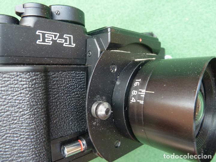 Cámara de fotos: Antigua cámara de fotos Canon F-1, versión Telefónica - Foto 9 - 150967638