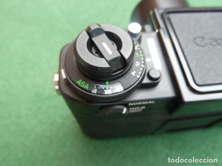Cámara de fotos: Antigua cámara de fotos Canon F-1, versión Telefónica - Foto 10 - 150967638
